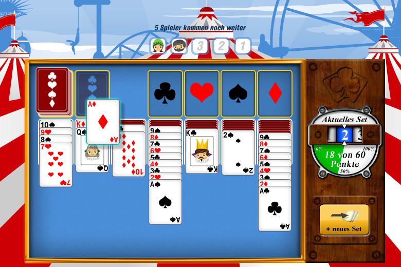 gimigames solitaire
